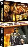 echange, troc Unstoppable + Man on Fire