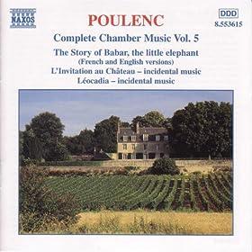 Musique de chambre (Int�grale - volume 5