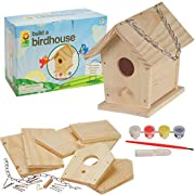 Build A Birdhouse