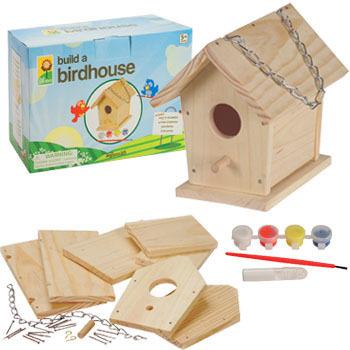 Create A Craft Kits Birdhouse Kits Bird Feeder Kits