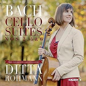 Cellosuiten 2,4,6