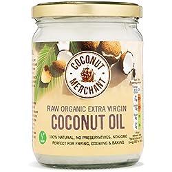 Huile de noix de coco biologique - 500 ml