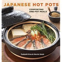 Japanese Hot Pots book