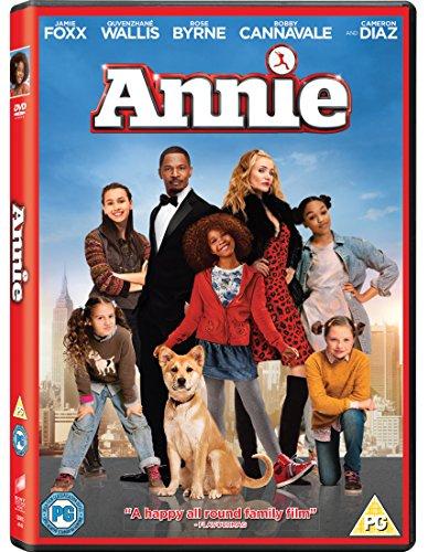 Annie [DVD] [2014]