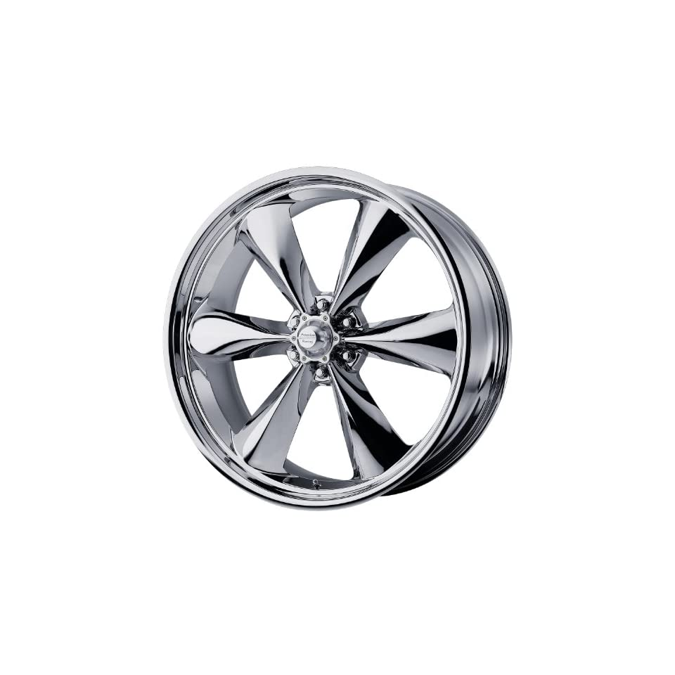 American Racing Torq Thrust ST 26x9.5 Chrome Wheel / Rim 6x5.5 with a 30mm Offset and a 78.30 Hub Bore. Partnumber AR60426938A