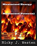 img - for Maximized Energy = Maximized Potential: How to pursue the most difficult tasks with your maximum energies and potential! book / textbook / text book