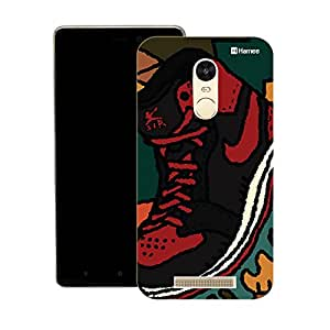 Moto G4 Play Case, Hamee TM Thin Fit Printed Hard Back Case Cover for Motorola Moto G4 Play / Moto G Play 4th Gen Cover (Shoe)