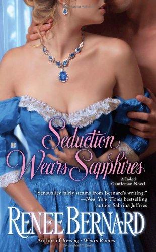 Image of Seduction Wears Sapphires (Jaded Gentleman)