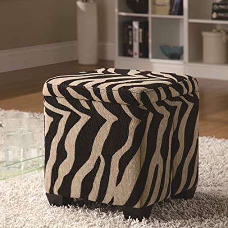 Zebra Chairs With High Comfort Amp Fashion Zebra