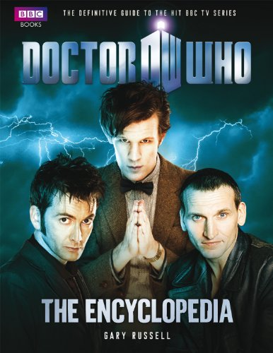 gadget geek - doctor who encyclopedia new edition