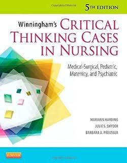 Critical thinking case studies nursing students - - Coursework