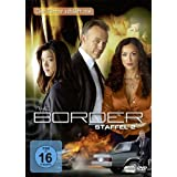 The Border - Staffel 2 4 DVDs