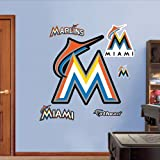 MLB Team Logo Wall Decal