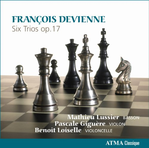 Buy Devienne: Six Trios Op 17 From amazon