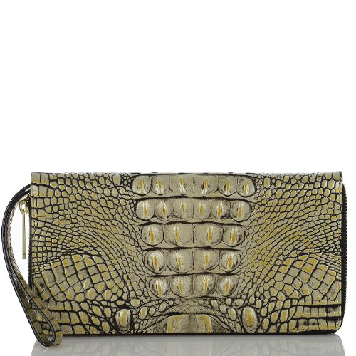 All Day Clutch<br>Melbourne Filigree