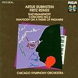 Rachmaninoff: Concerto No. 2 / Rhapsody on the theme of Paganini