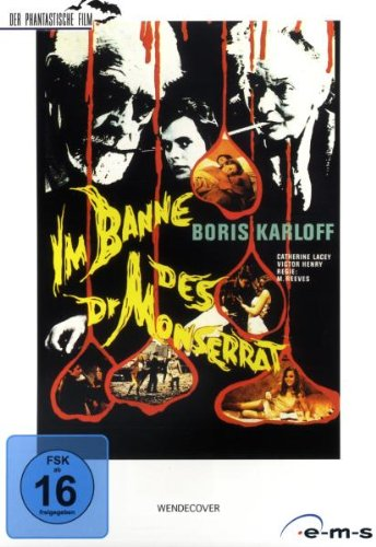 Im Banne des Dr. Monserrat (Der phantastische Film Vol. 5)