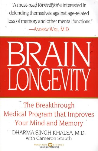 Brain Longevity: The Breakthrough Medical Program that Improves Your Mind and Memory (Learning Breakthrough Program compare prices)