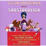 Shostakovich;Piano Concs.1&2