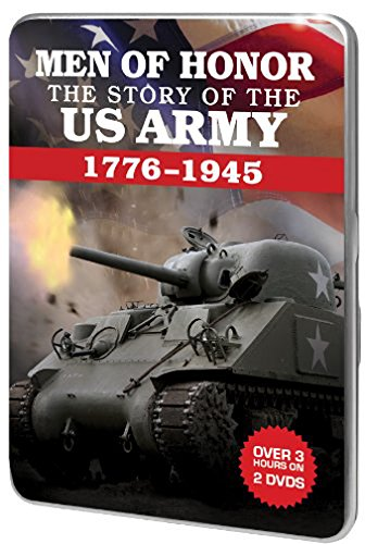 Men of Honor: The Story of the Us Army [Edizione: Francia]