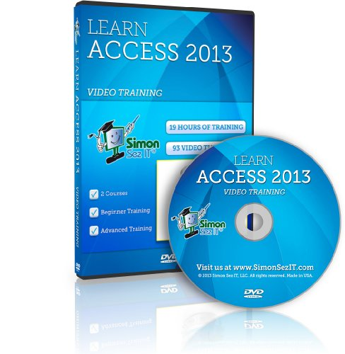 learn how to use microsoft access 2013