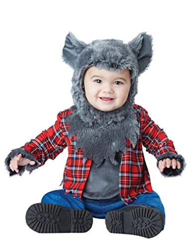 Little Cutie Infant Boys Werewolf Costumes Ages 12 to 24 Months (Kids Werewolf Costumes)