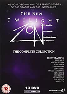 The New Twilight Zone: Complete 80's Box Set [13 DVDs] [UK Import]