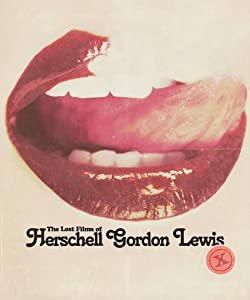 Lost Films Of Herschell Gordon Lewis (Blu-Ray + DVD Combo)