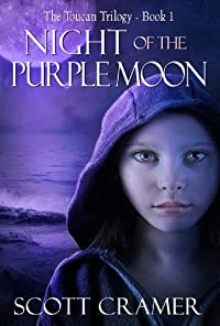 (FREE on 8/12) Night Of The Purple Moon by Scott Cramer - http://eBooksHabit.com