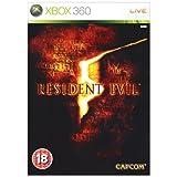 Resident Evil 5 (Xbox 360)by Capcom