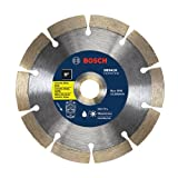 Bosch DB541 Premium Plus 5-Inch Dry Cutting Segmented Diamond Saw Blade with 7/8-Inch Arbor for Masonry