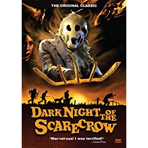 Click to buy Scariest Movies of All Time: Dark Night Of The Scarecrow from Amazon!