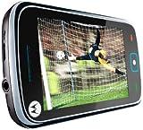 Motorola Ex128 Dual Sim Card System (Unlocked Quadband)Full Touch Screen,steel Gray