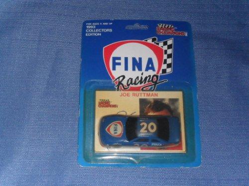 1993 NASCAR Racing Champions . . . Joe Ruttman #20 FINA 1/64 Diecast - 1