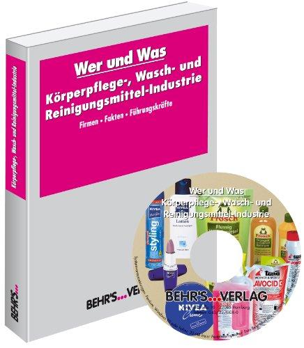 wer-und-was-korperpflege-wasch-und-reinigungsmittel-industrie-2012-cd-rom-ohne-exportfunktion-inkl-b