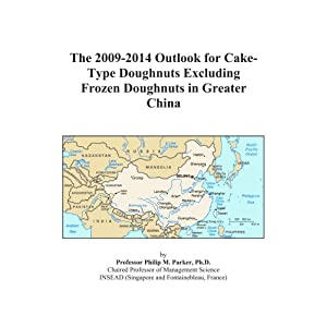 The 2009-2014 Outlook for Cake-Type Doughnuts Excluding Frozen Doughnuts in the United States Icon Group International