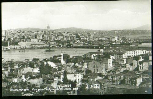 Constantinople Corne d