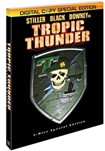 Tropic Thunder (3-Disc Directors Cut) [DVD]
