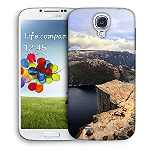 Snoogg Abstract Hill Designer Protective Phone Back Case Cover For Samsung Galaxy S4
