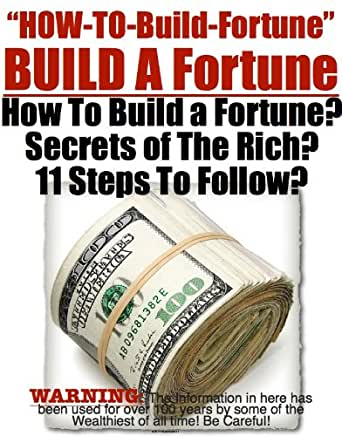 how to make a fortune money