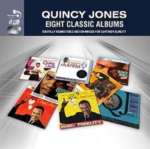 Eight Classic Albums [Audio CD] Quincy Jones