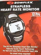 Bowflex EZ Pro Strapless Heart Rate Monitor WR30M (Black)