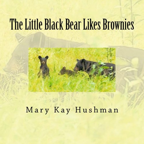 the-little-black-bear-likes-brownies-english-edition