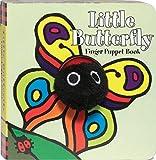 Little Butterfly: Finger Puppet Book (Finger Puppet Brd Bks)
