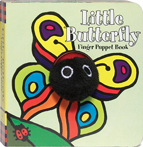 Little Butterfly: Finger Puppet Book (Little Finger Puppet Board Books) (Bestseller Books For Kids compare prices)
