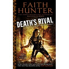 Death's Rival: A Jane Yellowrock Novel by Faith Hunter