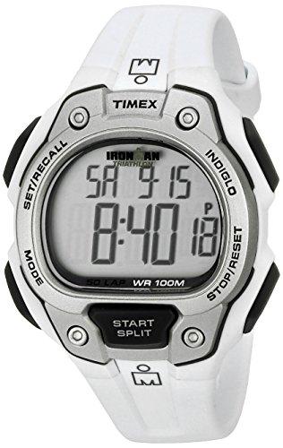 [タイメックス]TIMEX ランニングウォッチ IRONMAN 50Lap アイアンマン 50ラップ T5K690 ホワイト 腕時計 T5K690【正規輸入品】