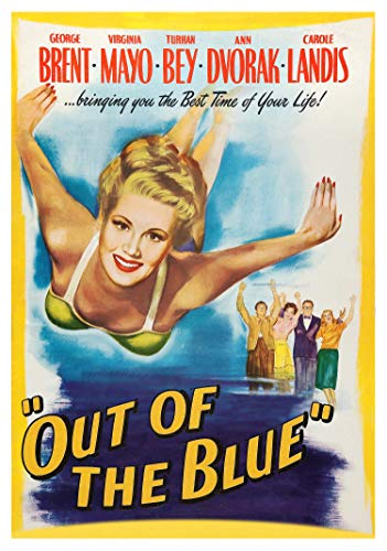 DVD : Out Of The Blue