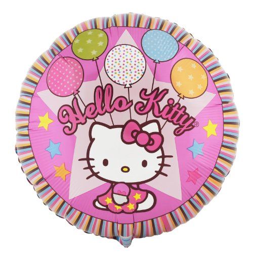 "Hello Kitty Balloon Dreams 18"" Mylar Balloon - 1"