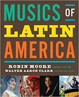 Musics of Latin America Textbook